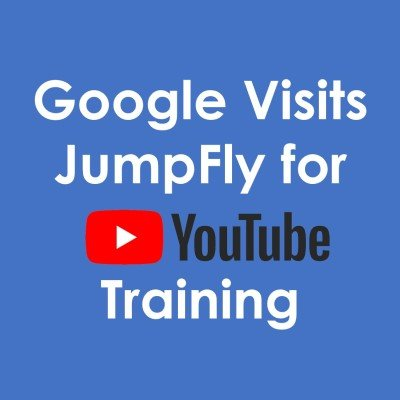 Google Visits JumpFly for YouTube Training