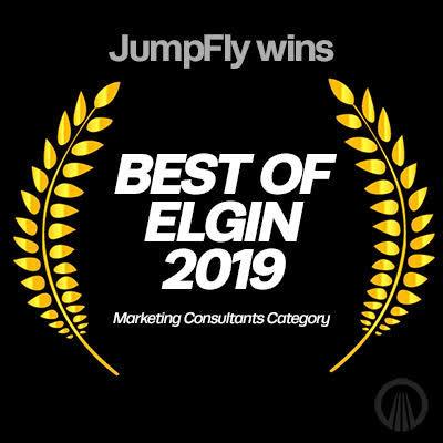 JumpFly Receives 2019 Best of Elgin Award