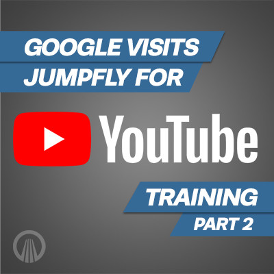 Google Visits JumpFly for YouTube Training Part 2